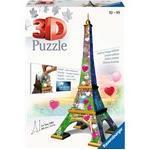 3D Eiffelturm Love Edition [216 Teile]