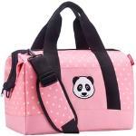 allrounder M kids panda dots pink - Pink