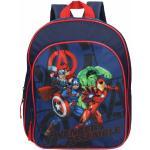 Avengers Marvel Jungen Rucksack Rucksack Jungen, dunkelblau
