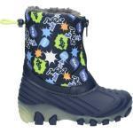 Bama Kids Echtform Bama Kids Jungen Snowboot Snowboot LED Jungen, dunkelblau