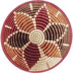 benuta PLUS In- & Outdoor-Teppich rund Kenya Multicolor ø 160 cm rund