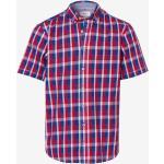 Brax Feel Good Herren Hemd Style Dan Red Gr. L