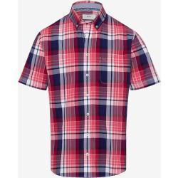 Brax Feel Good Herren Hemd Style Dan Red Gr. M