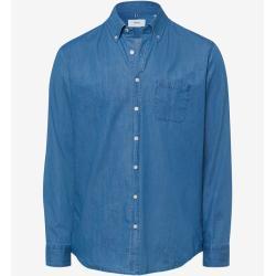 Brax Feel Good Herren Herrenhemd Style Daniel Blue Gr. 5xl