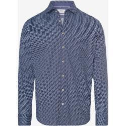 BRAX FEEL GOOD Herren Herrenhemd Style HAROLD blue Gr. L