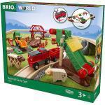 BRIO Großes BRIO Bahn Bauernhof-Set