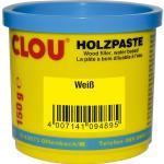 Clou Holzpaste wv Weiß 150 g