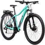 "Cube Access WS Allroad Damen türkis 13,5""   27,5""   XS (27.5"") 2021 Mountainbikes"