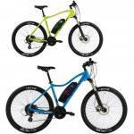 Devron E-Mountainbike Riddle M1,7 neon - 27,5 Zoll, Rahmenhöhe 52 cm -