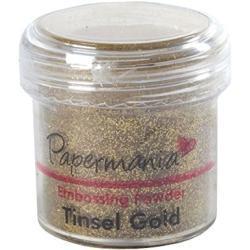 Docrafts Papermania - Embossingpulver (28g) - Lametta Gold