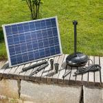 Energieeffizientes Solar-Pumpensystem Genova