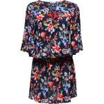 Esprit Jasmine Beach Kleid Damen Kleider blau L