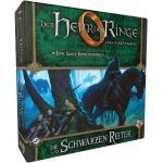 Fantasy Flight Games FFGD2621 - Saga-1.1: Die Schwarzen Reiter - Herr der Ringe: LCG, Kartenspiel, 1-2 Spieler, ab 13 Jahren (Erweiterung, DE-Ausgabe) (Fantasy Flight Games - FFGD2621)