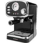GASTROBACK Design Espressomaschine Basic 42615 schwarz