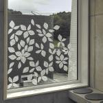 Gecko in the Box Textile Fensteraufkleber Coleo Blatt-Motiv 25-tlg.