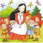 Goki Würfelpuzzle Märchen von Gollnest&Kiesel 9 Würfel 6 verschiedene Motive