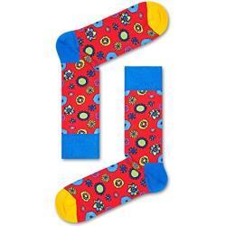 Happy Socks The Beatles Herren Geschenkset Mehrfarbig, Orange, 41-45
