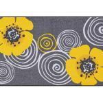 heine home Fußmatte, rechteckig, 7 mm Höhe grau