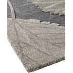 heine home Teppich, rechteckig, 9 mm Höhe grau
