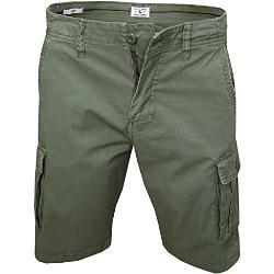 JACK & JONES Herren Zack Cargo Shorts, Dusty Olive, M