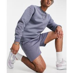 Jack & Jones Originals Cargo Shorts aus Jersey in Blau, Kombiteil