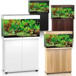Juwel Rio 125 LED Komplett Aquarium mit Unterschrank SBX dunkles holz
