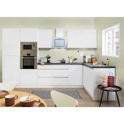 Küchenzeile Bergun II (12-teilig)
