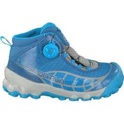 La Sportiva Kinder Scout Schuhe (Größe 33, Blau)