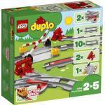 LEGO® DUPLO® Town 10882 - Schienen Zubehör-Set