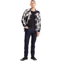 Levis 512 - indigoblaue Stretch Jeans mit Tapered Fit