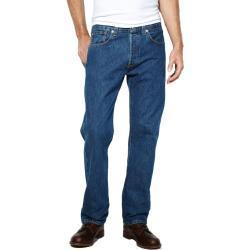 Levis Jeans Original Fit 501 in Stonewash
