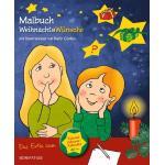 Malbuch WeihnachtsWünsche