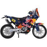 Modellmotorrad Modell Bike KTM 450 Rally Maßstab 1:18