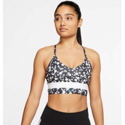 Nike Damen Sport BH Indy Daisy CQ8957-010 L