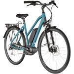 "Ortler CTY 1.0 Trapez dark blue matte 55cm (28"") 2021 E-Bikes"