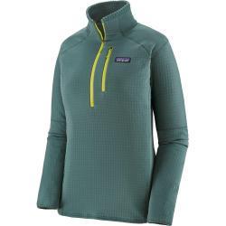 Patagonia Damen R1 Pullover (Grün)