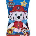 Paw Patrol 6059298 - Snuggle Up Marshall Plusch mit Taschenlampe und Gerauschen, fur Kinder ab 3 Jahren