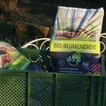 "Pflanzkiste ""Startset"" inkl. Blumenerde"
