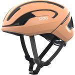POC Omne Air Spin Fahrradhelm (Größe S, Orange)