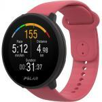 Polar Unite Pink Fitnessuhr mit optischer Pulsmessung und Schlaftracking Uhrendesign - Sportuhr, Uhrenfunktion - Erweiterte Funktionen, Pulsfunktion - Handpulsmessung,