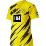 PUMA BVB Dortmund Trikot Home 2020/2021 Damen Gelb F01 - 931116 XS