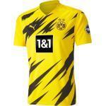 Puma BVB Trikot Home 2020/2021 Herren M gelb / schwarz