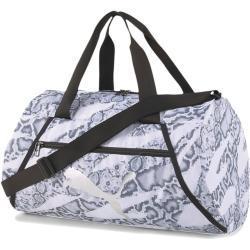 PUMA Unisex Sporttasche - AT Essentials Barrel Bag, 27x48x27cm (HxBxT)