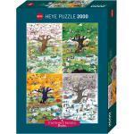 """Puzzle """"4 Seasons"""" von HEYE"""