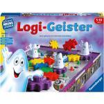 Ravensburger 25042 - Logi-Geister - Spielen und Lernen für Kinder, Lernspiel für Kinder von 5-10 Jahren, Spielend Neues