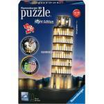 Ravensburger 3D Puzzle-Bauwerke - 12515 Pisaturm bei Nacht Ravensburger