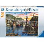 Ravensburger 500 Teile 15045 - Morgens am Hafen Ravensburger