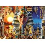Ravensburger Im alten Ägypten 300 Teile XXL Kinderpuzzle - Puzzle für Kinder ab 9 Jahren