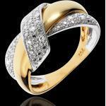 Ring Doppelknoten