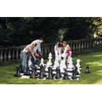 rolly toys® Freilandspielfeld Schach & Dame, 288 x 288 cm